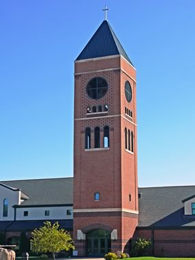 St. Michaels Church - Kwiatkowski Masonry - Mason Contractor